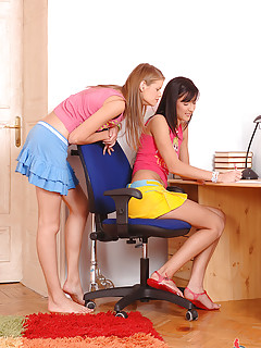 Lesbian School Girls Pics